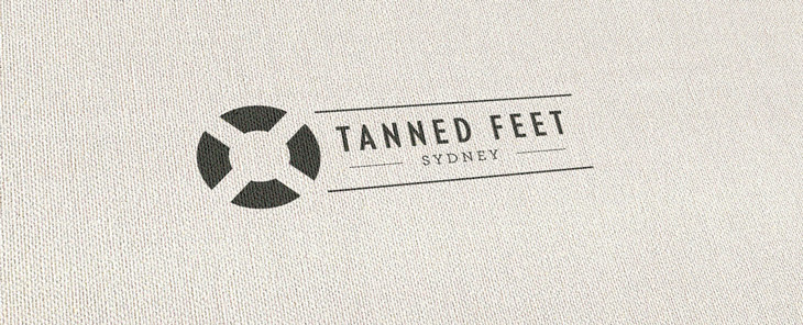 Tanned Feet Texture