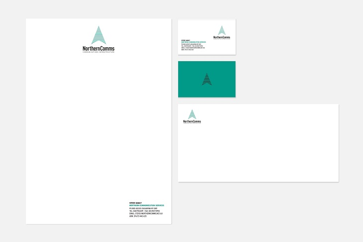 Northern Comms Stationery