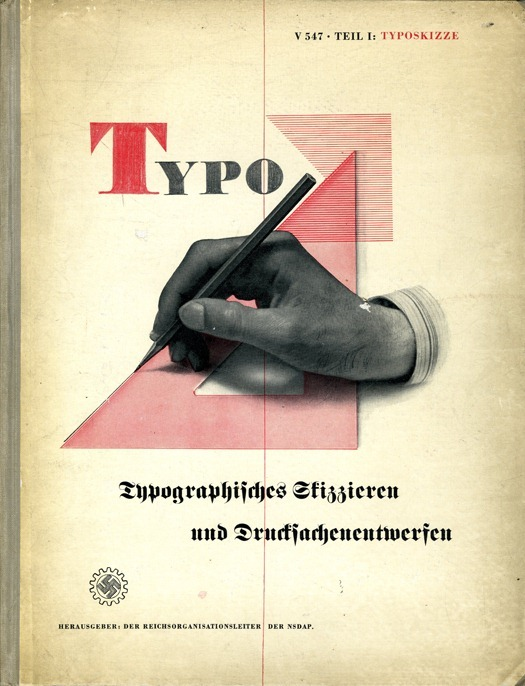 Nazi Graphics Standards Manual