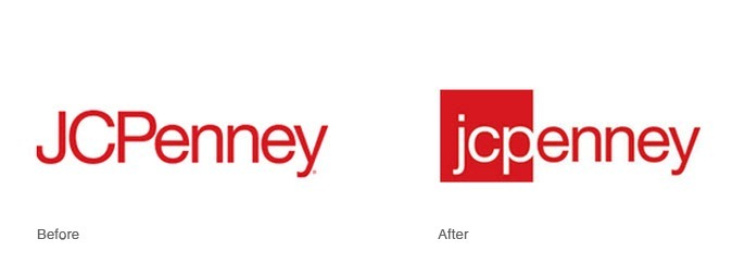 New JCPenny Logo Unveiled