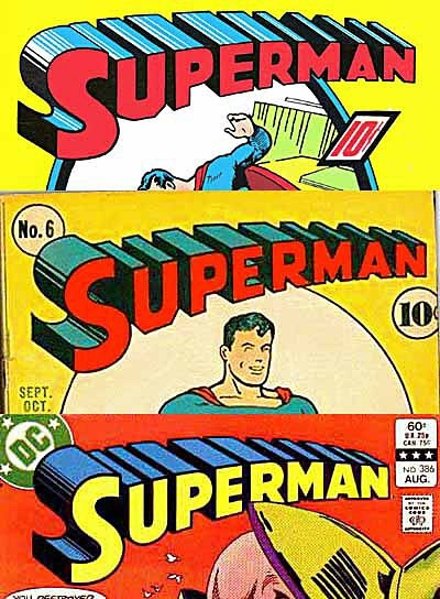 12 Greatest Comic Book Logos