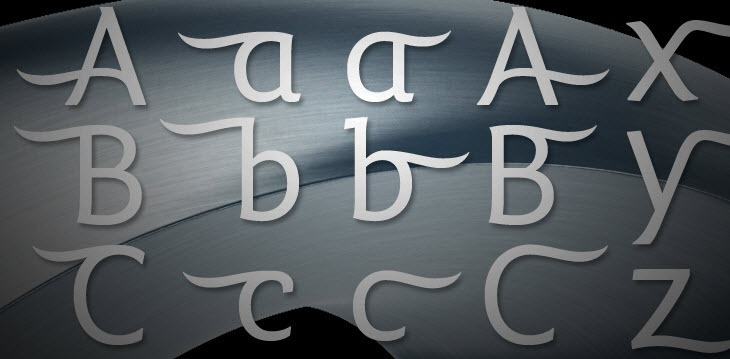 eurostar-typeface