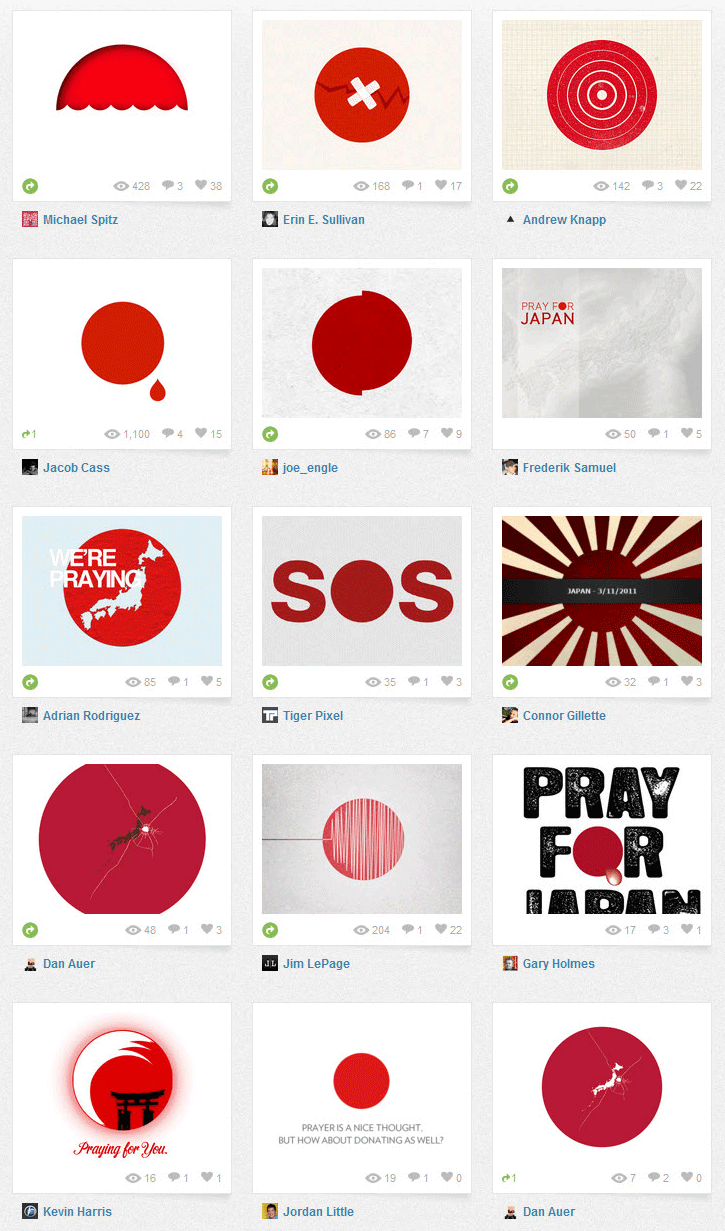 japan-earthquake-tribute