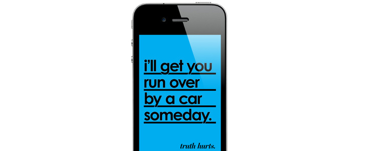 Truth Hurts iPhone
