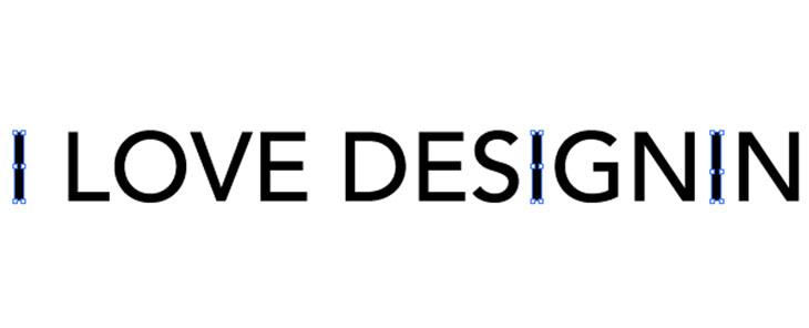 I love designing