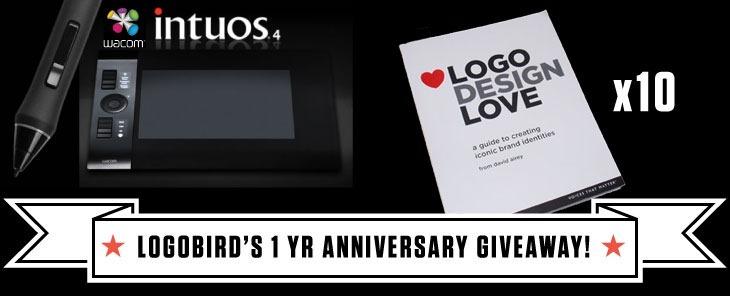 Logobird Anniversary Giveaway